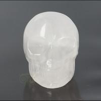 thumb-Bergkristal schedel Nr 4 - 105 gram-2