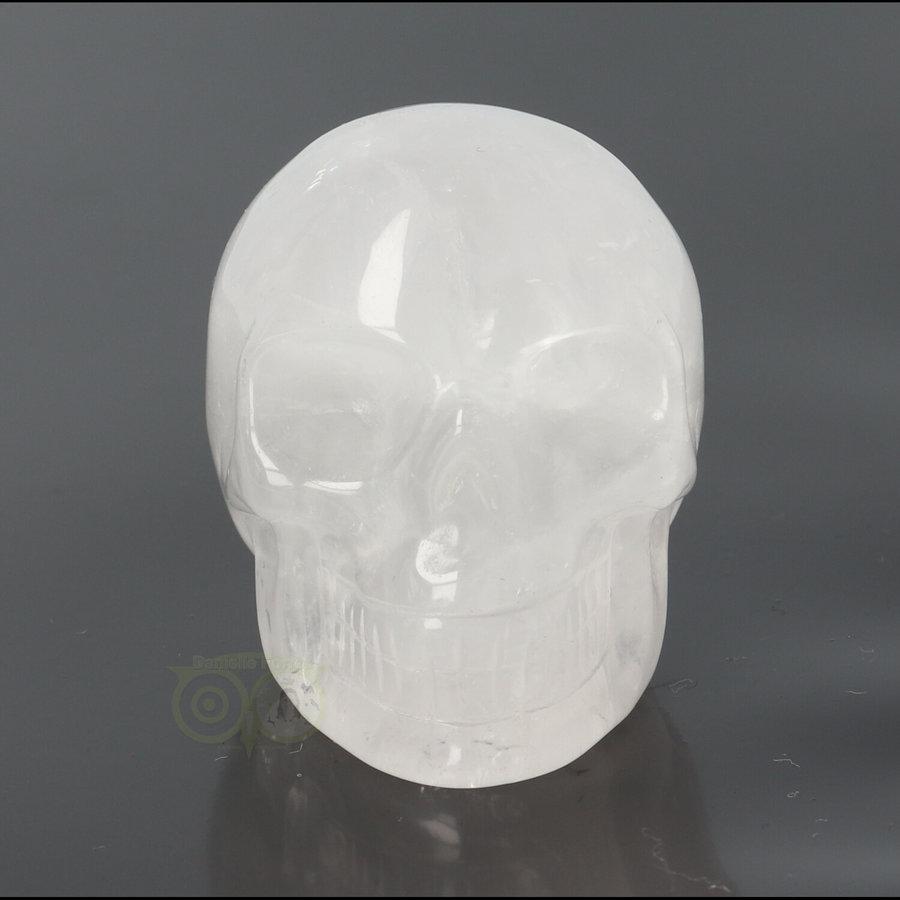 Bergkristal schedel Nr 4 - 105 gram-2