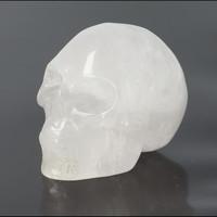 thumb-Bergkristal schedel Nr 4 - 105 gram-3