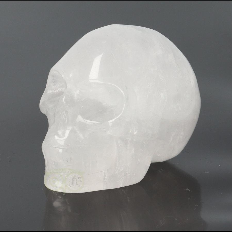 Bergkristal schedel Nr 4 - 105 gram-3
