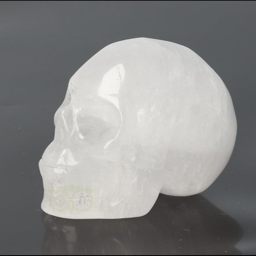Bergkristal schedel Nr 4 - 105 gram-4