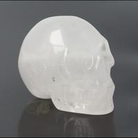thumb-Bergkristal schedel Nr 4 - 105 gram-5