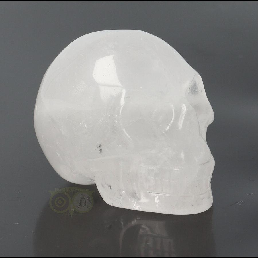Bergkristal schedel Nr 4 - 105 gram-5