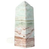thumb-Caribbean Blue Calciet Punt - obelisk Nr 5 -  539 gram-1
