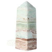 thumb-Caribbean Blue Calciet Punt - obelisk Nr 5 -  539 gram-6