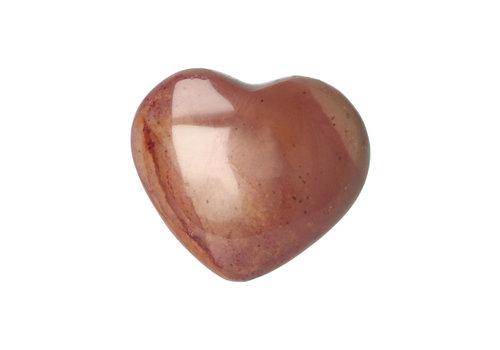 Polychroom Jaspis hart ± 3 cm Nr 22