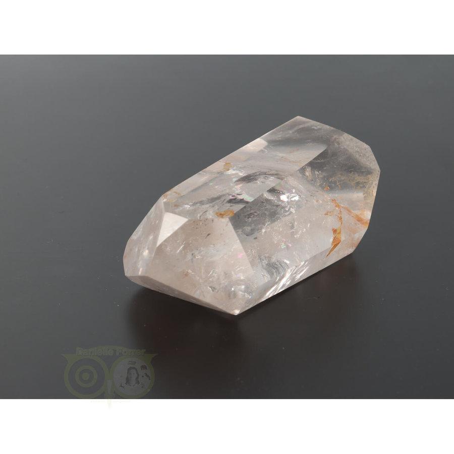 Bergkristal dubbeleinder PG21-  473 gram - Madagaskar-7