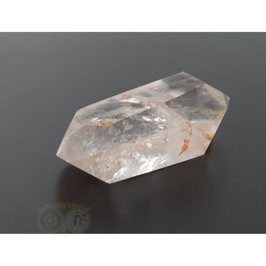 Bergkristal dubbeleinder PG21-  473 gram - Madagaskar-8