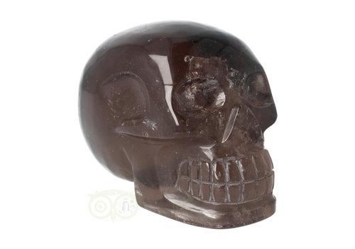 Rookkwarts schedel - Brazilië - 835 gram