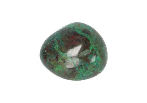 Chrysocolla Knuffelsteen Nr 39