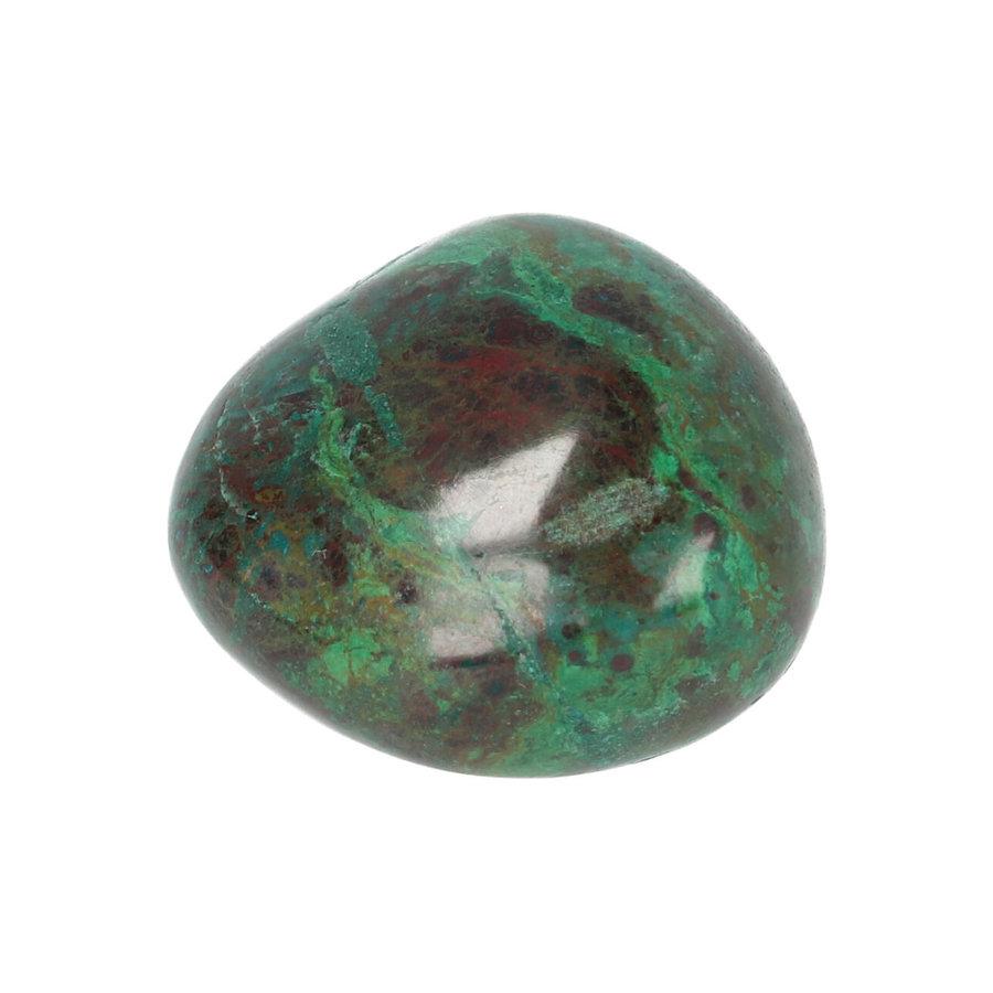 Chrysocolla Knuffelsteen Nr 39 - 35  gram-1