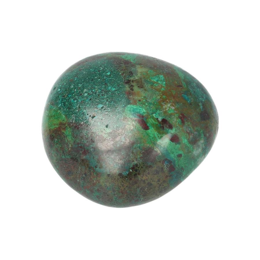 Chrysocolla Knuffelsteen Nr 39 - 35  gram-4