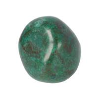 thumb-Chrysocolla Knuffelsteen Nr 40 - 29  gram-1