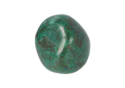 Chrysocolla Knuffelsteen Nr 40
