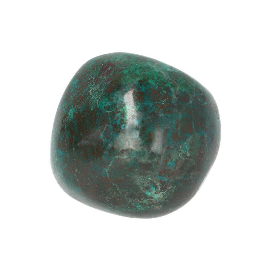 Chrysocolla Knuffelsteen Nr 40 - 29  gram-2