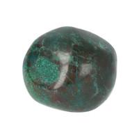 thumb-Chrysocolla Knuffelsteen Nr 40 - 29  gram-4