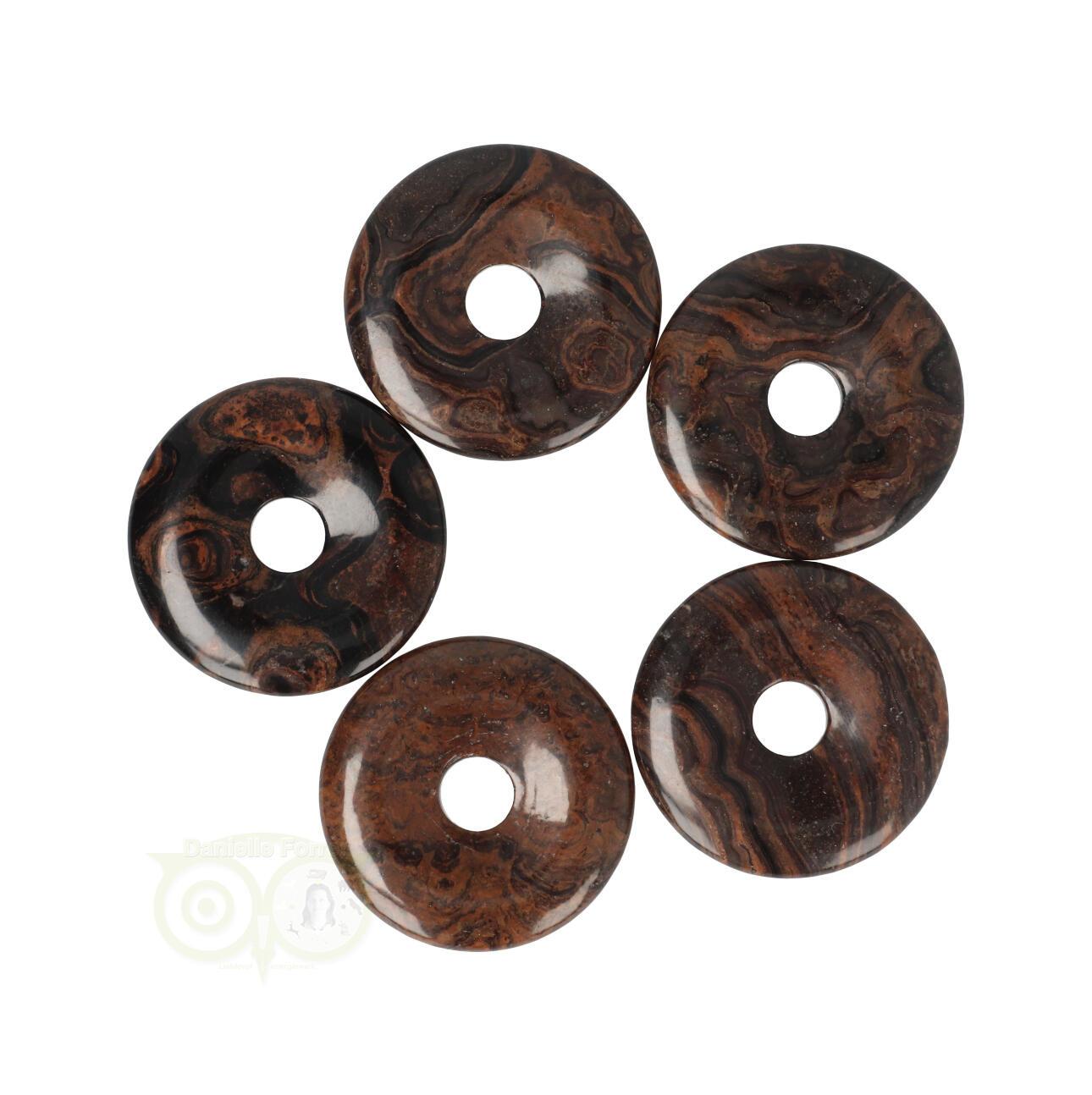 Stromatoliet Donuts - Pi Stones kopen | Edelstenen Webwinkel - Webshop Danielle Forrer