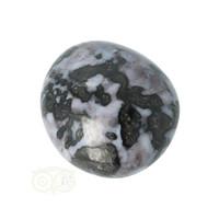 thumb-Gabbro Merliniet handsteen Nr 17- 108 gram - Madagaskar-2