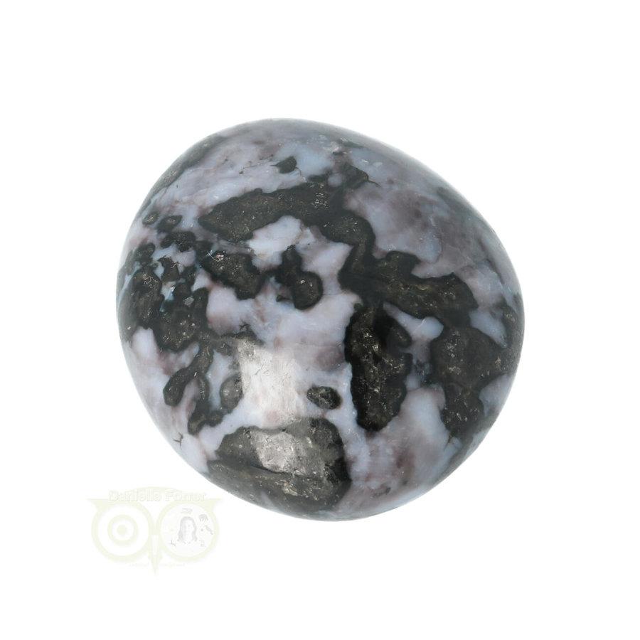 Gabbro Merliniet handsteen Nr 17- 108 gram - Madagaskar-2