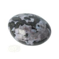 thumb-Gabbro Merliniet handsteen Nr 17- 108 gram - Madagaskar-4