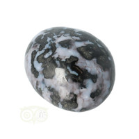 thumb-Gabbro Merliniet handsteen Nr 17- 108 gram - Madagaskar-7