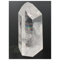 thumb-Bergkristal geslepen  punt  Nr 44 - 1003 gram - Brazilie-1