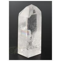thumb-Bergkristal geslepen  punt  Nr 44 - 1003 gram - Brazilie-10