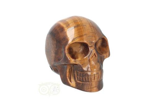 Tijgeroog schedel  Nr 3