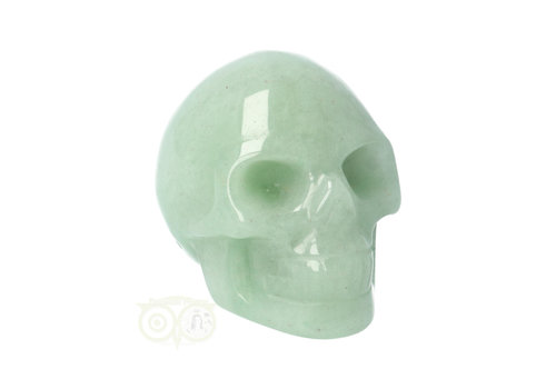 Aventurijn schedel Nr 6