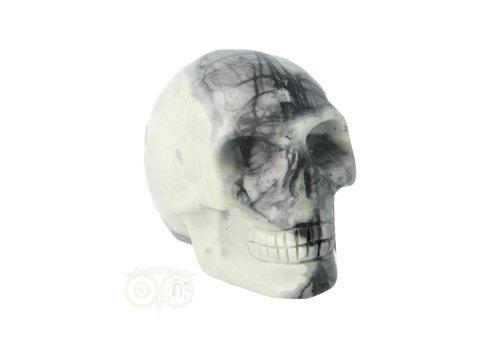 Picasso Jaspis schedel Nr 6