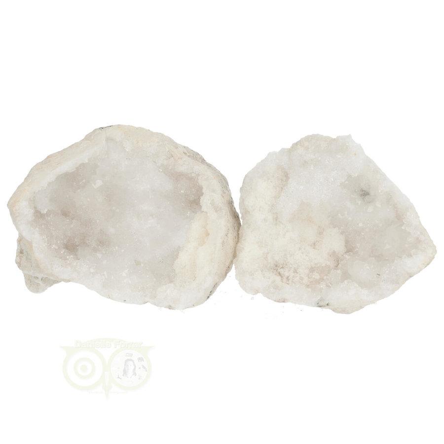 Bergkristal sterkristal geode 234 gram-1