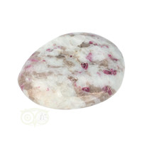 thumb-Rubbeliet ( rode toermalijn ) handsteen Nr  33 - 75  gram - Madagaskar-10