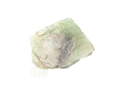 Smaragd Groene Calciet  Cluster Nr 55
