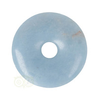 thumb-Angeliet ( Anhydriet ) Donut Nr 11 - Ø 4cm-1