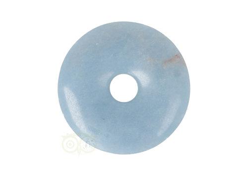 Angeliet ( Anhydriet ) Donut Nr 11 - Ø 4cm