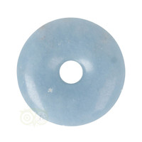 thumb-Angeliet ( Anhydriet ) Donut Nr 11 - Ø 4cm-3
