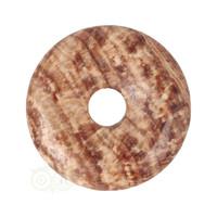 thumb-Aragoniet Donut Nr 2 - Ø 4  cm-1