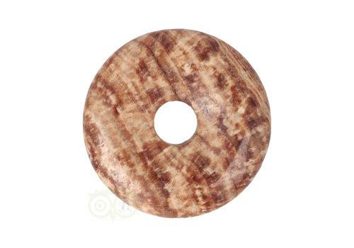 Aragoniet Donut Nr 2 - Ø 4  cm