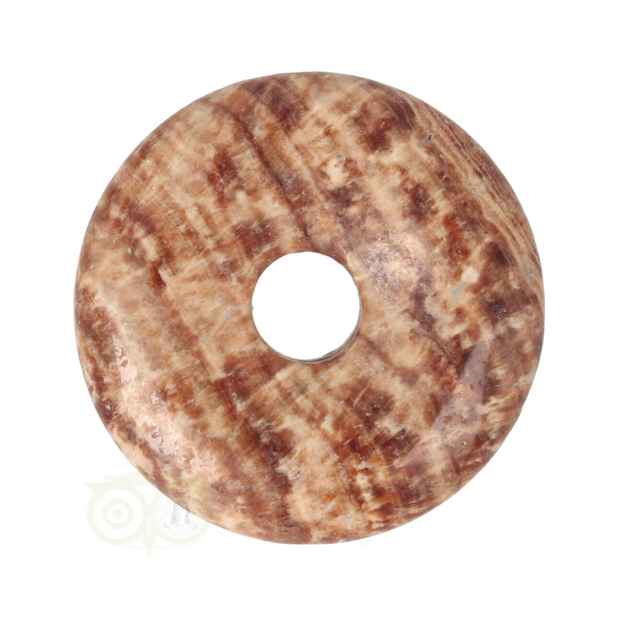 Aragoniet Donut Nr 2 - Ø 4  cm-1