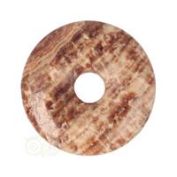 thumb-Aragoniet Donut Nr 2 - Ø 4  cm-3