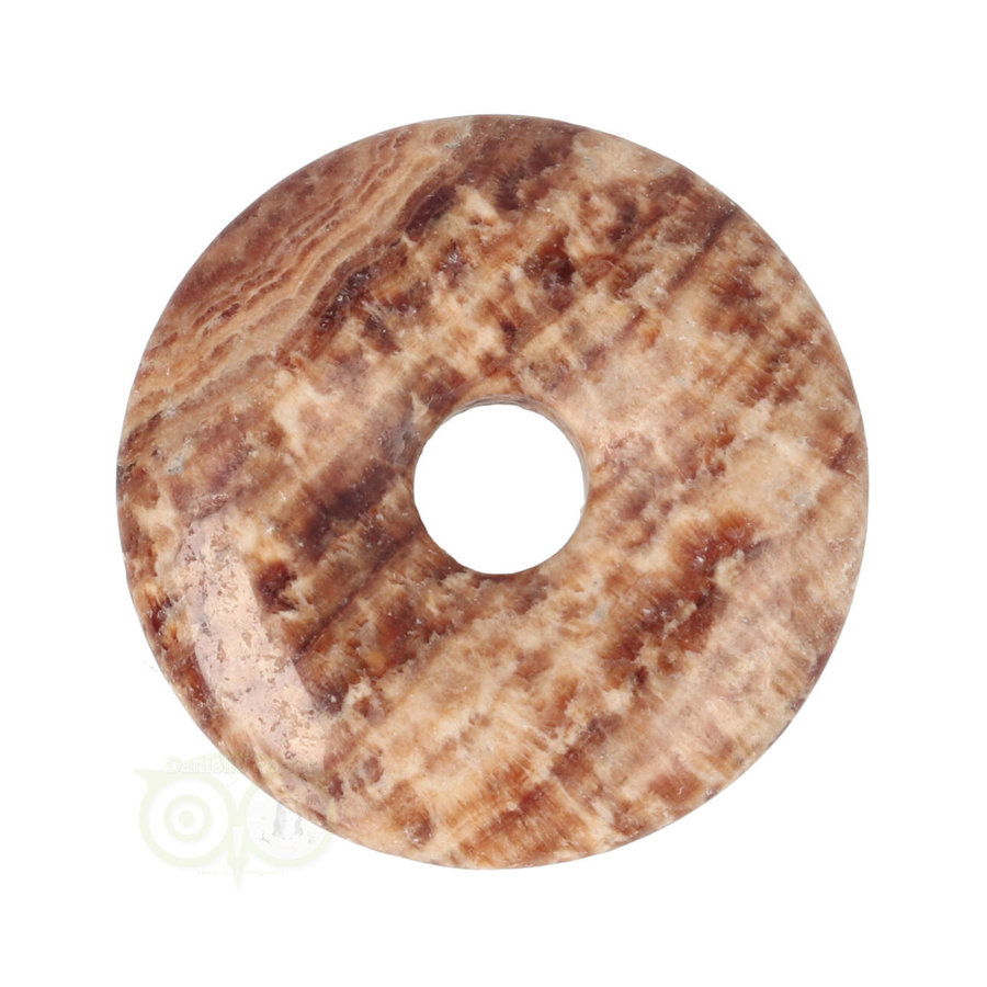 Aragoniet Donut Nr 2 - Ø 4  cm-3