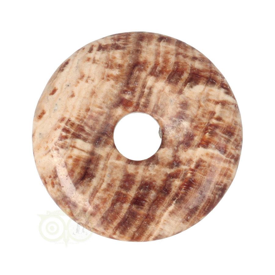 Aragoniet Donut Nr 5 - Ø 4  cm-3
