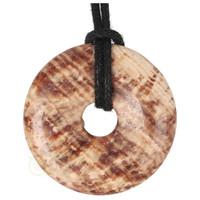 thumb-Aragoniet Donut Nr 5 - Ø 4  cm-2