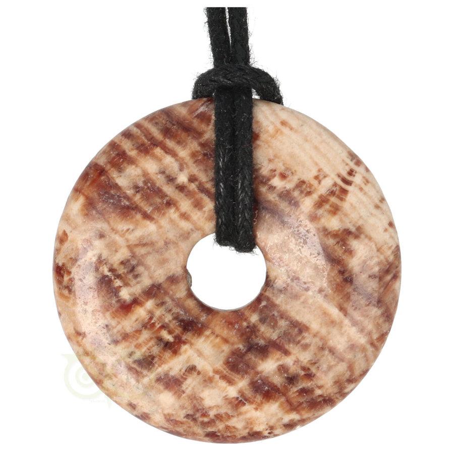 Aragoniet Donut Nr 5 - Ø 4  cm-2