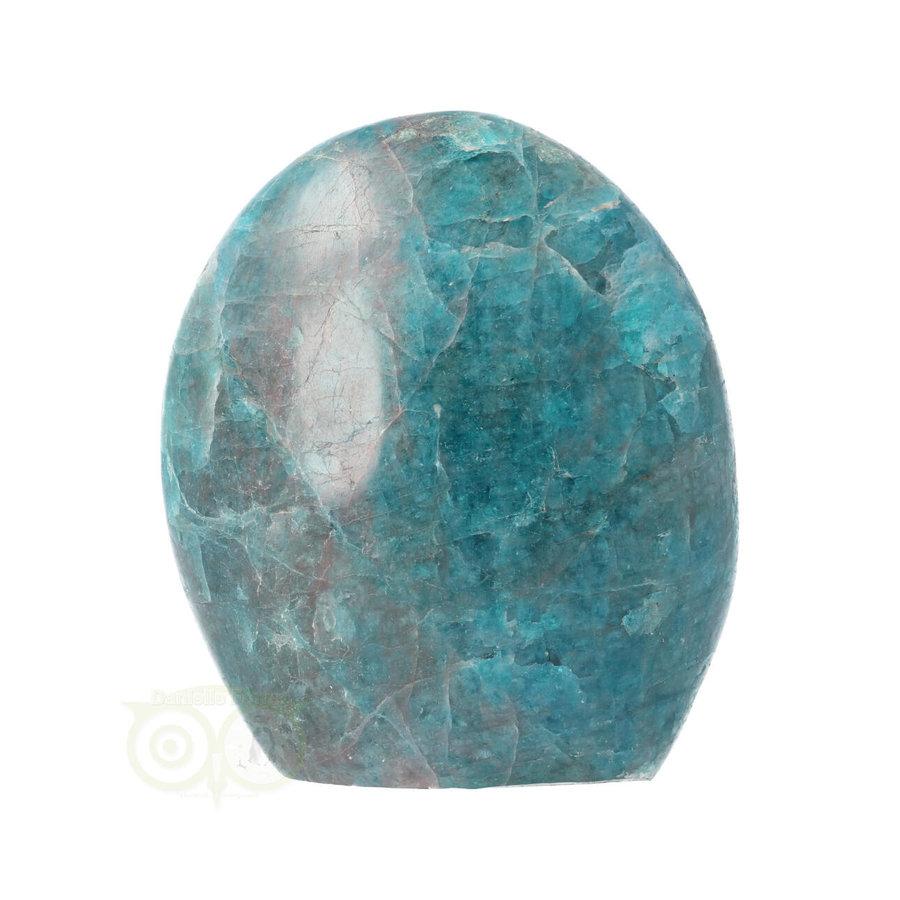 Blauwe Apatiet  sculptuur Nr 12 - 506 gram-1