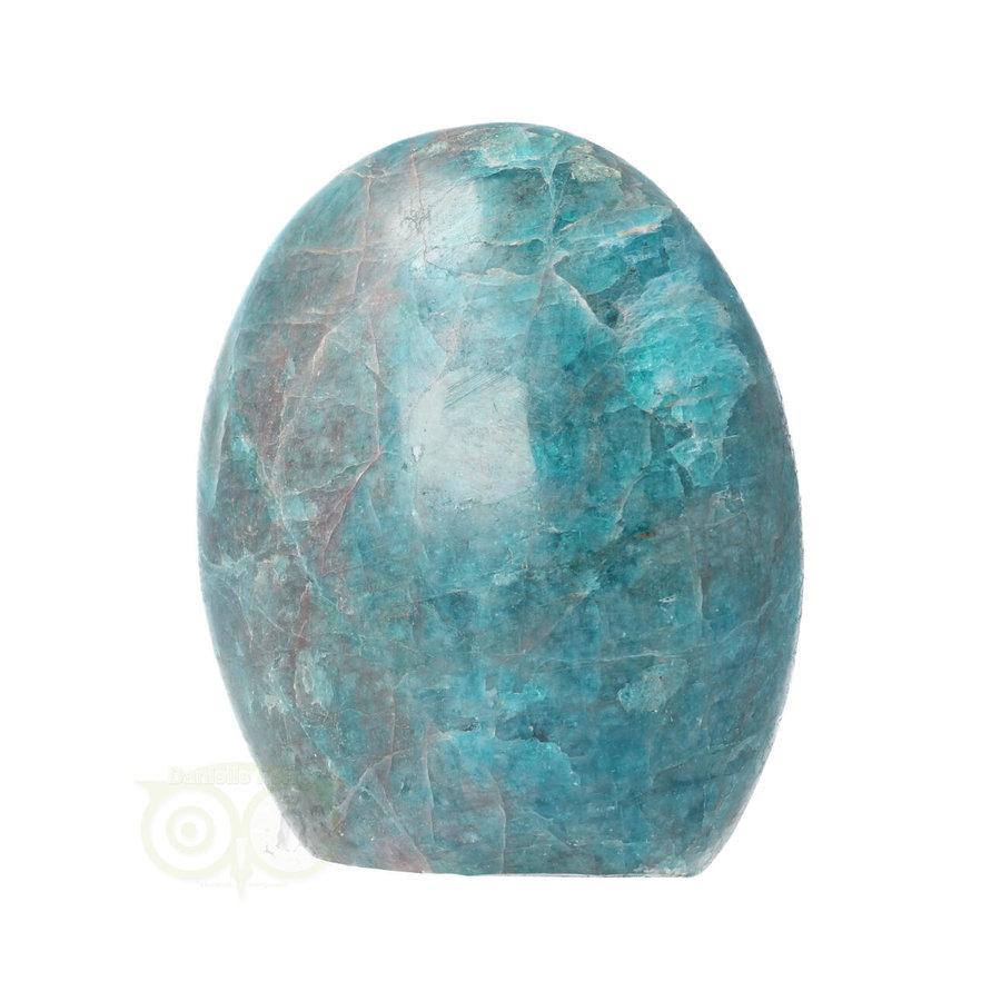 Blauwe Apatiet  sculptuur Nr 12 - 506 gram-2
