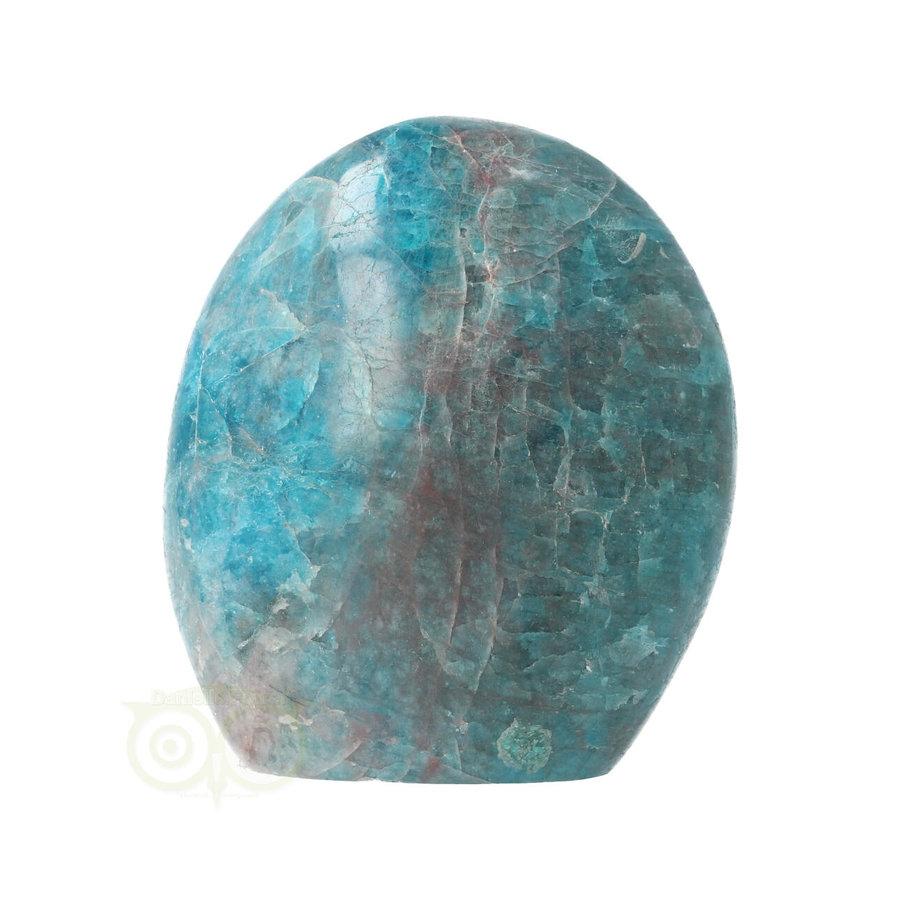 Blauwe Apatiet  sculptuur Nr 12 - 506 gram-8