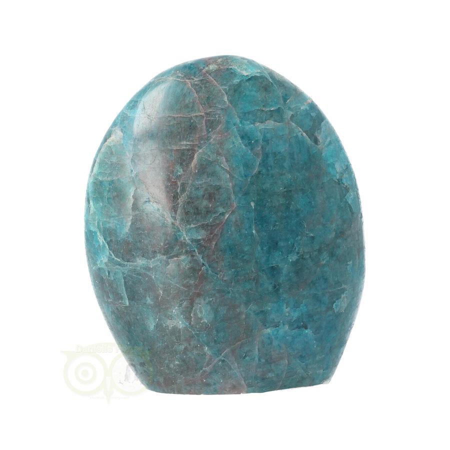 Blauwe Apatiet  sculptuur Nr 12 - 506 gram-10