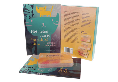 Het helen van je Innerlijk kind ( kaarten-set ) - Susanne Huhn