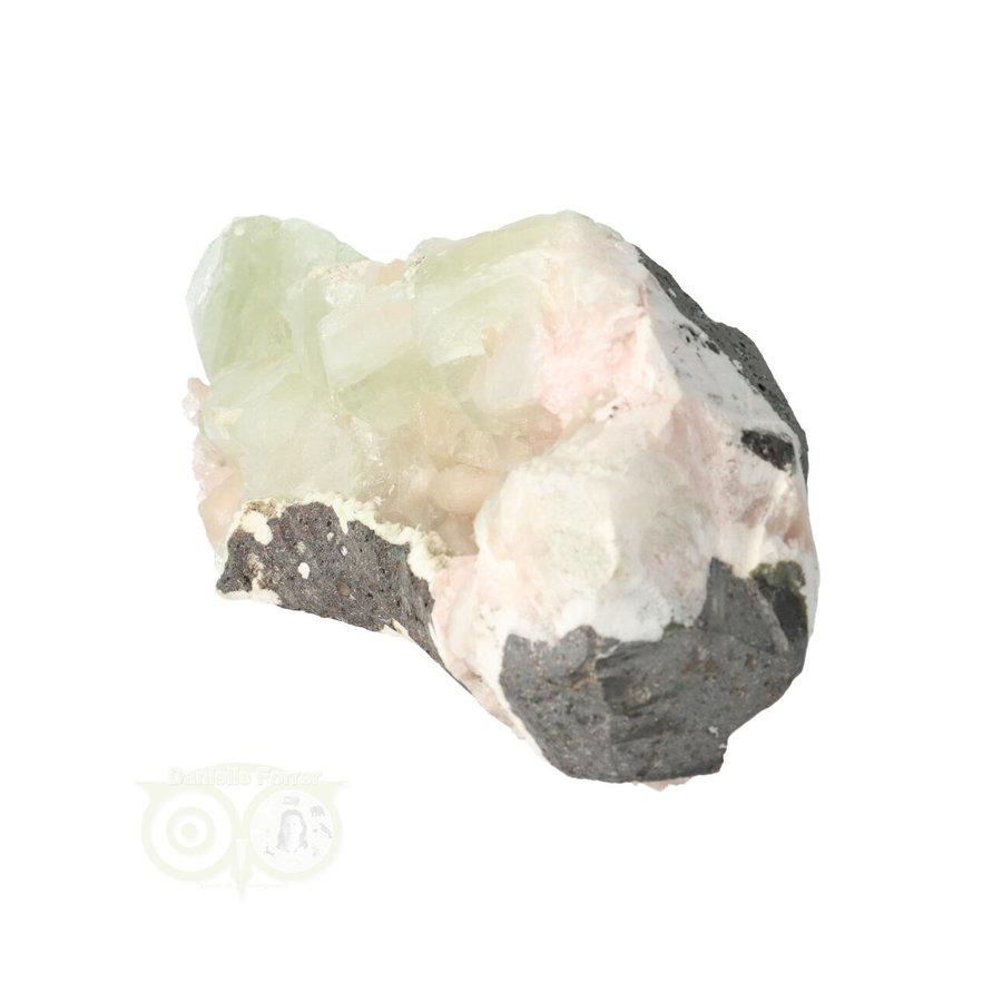 Apofyliet met stilbiet cluster Nr 25 - 1113 gram-6